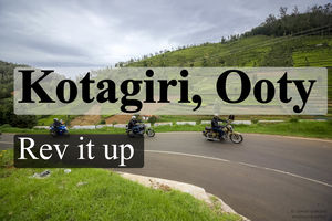 Motorbike Road Trip to Kotagiri
