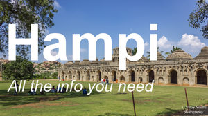 Hampi - All the info you need