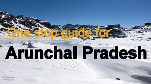 Back packing around Arunachal Pradesh - Everything you need to know