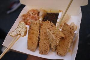 Taiwan foodie