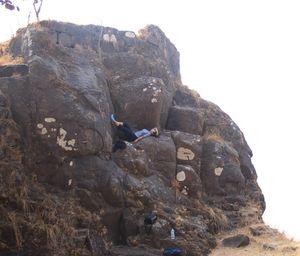Prabalgad Fort Trek, Panvel, Maharashtra (with Music Video)