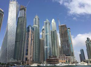 DUBAI - Bleisure Trip
