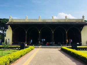 Photo blog on Tipu sultan summer palace bangalore