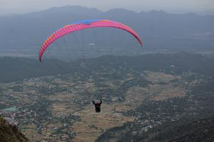 Life up above the Mountain: Bir-Billing Paragliding Adventure