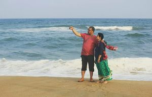 Bare Feet and Salty Hair : Cherishing Chennai