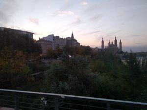 A visit to Zaragoza city of Spain
