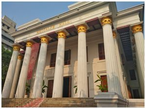 Experience Kolkata's Cultural Evolution Here at Metcalfe Hall