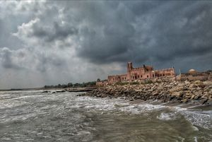 The town of the musical waves- TRANQUEBAR-pics by Mi Cam