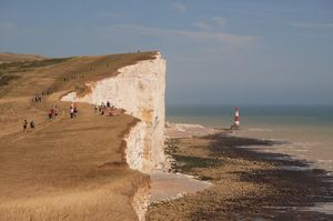 Seven sisters coastal walk – 14 miles (Seaford to Eastbourne)