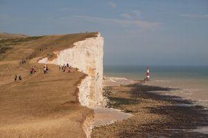 Seven sisters coastal walk – 14 miles (Seaford to Eastbourne)