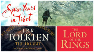 Books that elicited the traveller in me