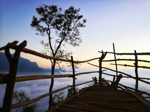 In the search of PEACE!! Canopy Hills Trek, Vattakanal