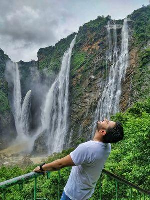 Trip to Jog Falls