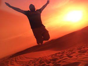 #Dune bashing Dubai # best travel picture