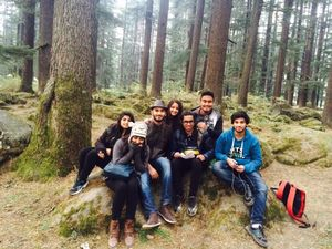 Dining with the moon and stars| Manali and Kasol