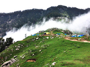 Triund in Pictures- A Photo Blog