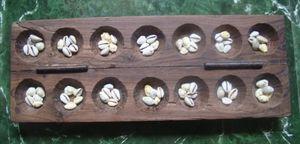 PALLANKUZHI- An amazing Traditional Board Game of TamilNadu