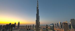 Burj Khalifa – Tallest Building in the World!!!