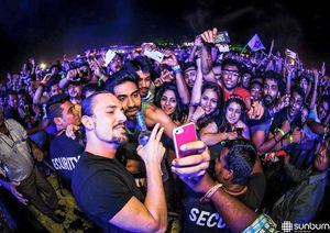 Sunburn Goa 2015