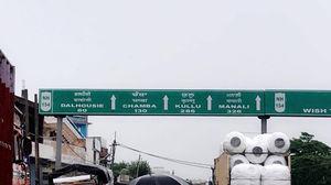 1500 Km In Himachal Pradesh(By Road)