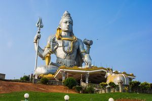 Bangalore to Goa Road Trip Day 2 (Murudeshwar and Gokarna)