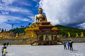 Happiness is a place named Bhutan