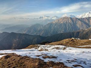 Mini Switzerland of India : Chopta