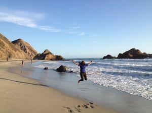 The enchanting views of Pfeiffer beach, Big Sur, California!!
