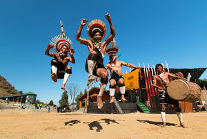 Go to Hornbill Festival this December for an unbeaten experience! #northeastitinerary