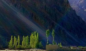 Enlightened at Nubra valley