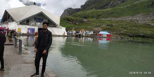 Sri Hemkunt Sahib Uttarakhand