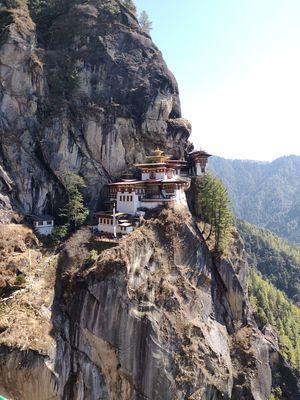Soul soothing trek to Tiger's nest - Paro, Bhutan