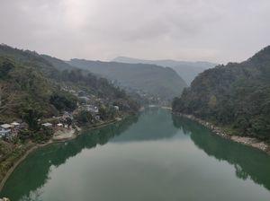 Gangtok views!!