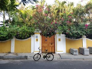 Pondicherry - A French heritage with a pinch of Madras!  #pondiphotos