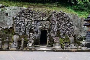 Goa Gajah-The heart of Bali