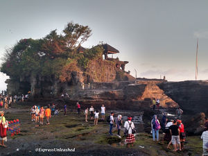 Tanah Lot- The most photogenic temple in Bali