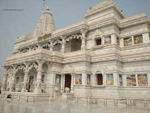 Prem Mandir- The jewel of Vrindavan