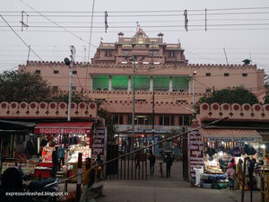 Sri Krishna Janmbhoomi Temple - Mathura diaries