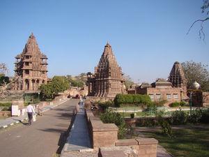 Neglected beauty from History : Mandore Garden, Jodhpur