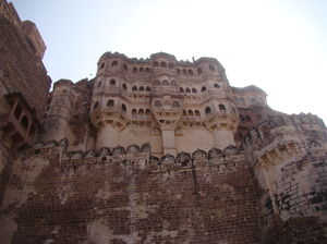 Postcards from Mehrangarh Fort, Jodhpur