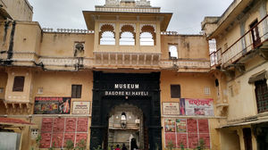 Relics from the past in Bagore ki Haveli- Udaipur travel diaries
