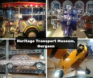 Heritage Transport Museum- The first of its kind in India