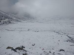 Adrenaline Rush @ Zero Point, Sikkim