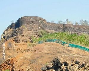 Ratnadurg Fort – The pride of Maratha heritage