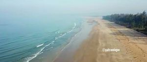 Aare Ware Beach - A beautiful pristine and tranquil beach on Konkan coastlines near Ratnagiri