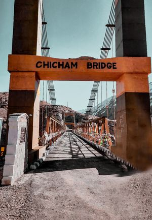 Asia's Highest Bridge - Chicham Bridge