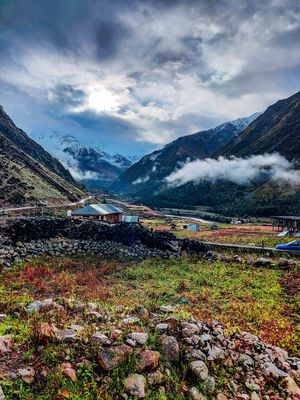 Chitkul - The Last Village of India