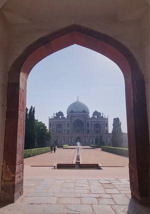 Best Monument in Delhi