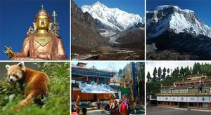 My Journey of thousand miles Begins with Sikkim - The Abode of Gods (Part 1)