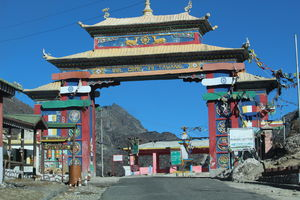 A Road Trip to Tawang